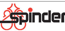 Spinder Products Logo