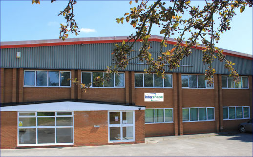 Intershape offices and warehouse